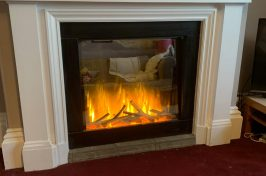 Gotham 750 Electric Fire